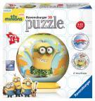 Ravensburger puzzle Mimoň puzzleball 72 dílků