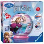 Ravensburger puzzle  Ledové království puzzleball 72 dílků