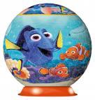 Ravensburger Disney Hledá se Dory puzzleball 72 dílků