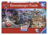 Ravensburger puzzle Disney Auta Panoráma 200 dilků