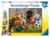 Ravensburger puzzle Pojďme si hrát s míčem 200 dílků