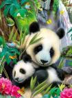 Ravensburger Puzzle Panda 300 dílků