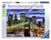 Ravensburger puzzle Mrakodrapy New York City 1500 dílků