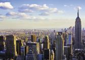 Ravensburger Puzzle Manhattan 1000 dílků