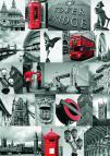 Ravensburger puzzle Londýn 1000 dílků