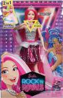 Barbie Rock 'N Royals Zpívající princezna