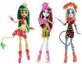 Monster High JARNÍ PŘÍŠERKA, více druhů