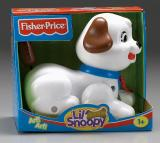 Fisher Price Tahací Snoopy