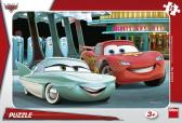 Dino puzzle Walt Disney Cars u pumpy 15 dílků