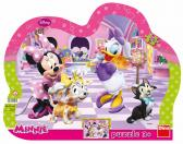 Dino puzzle Walt Disney Minnie Mazlíčci 25 dílků