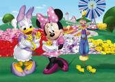 Walt Disney Minnie 24 dílků podlahové puzzle