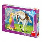 Dino puzzle Walt Disney Locika a Max 24 dílků
