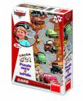 Dino puzzle Walt Disney Cars metr panoramatické 150 dílků