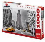 Dino puzzle Manhattan 1000 dílků