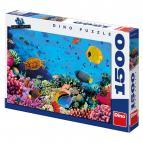 Dino puzzle Korály 1500 dílků