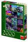 Dino puzzle Londýn 2000 dílků