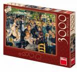 Dino puzzle Renoir:Bál v Moulin de la Galette 3000 dílků