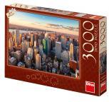 Dino puzzle Mrakodrapy 3000 dílků