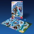 Anna a Elsa hra