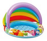 Bazének s nafukovacím dnem Medvídek Pú