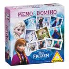 Walt Disney Pexeso&Domino - Ledové království