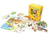 Efko puzzle BIG BABY 24 dílků