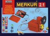 Stavebnice Merkur - Elektromotorek