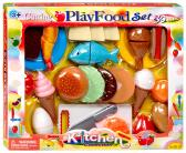 Kuchyňský Hamburger set