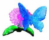 Motýlek - 3D Krystal Puzzle