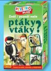 Pexetrio PLUS Znáš ptáky?