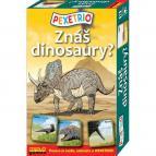 PEXETRIO Znáš dinosoury?