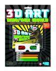 3D UMĚNÍ - SVĚT DINOSAURŮ