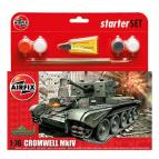 Airfix Starter Set Cromwell Mk.IV (1:76)