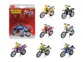 Motocykl Cross 12cm