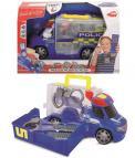 Policejní auto s příslušenstvím 33 cm