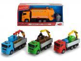 Auto Truck Heavy City 22 cm, 4 druhy