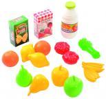 Ecoiffier Potraviny v síťce, ovoce a zelenina