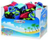 Ecoiffier Bagr, míchačka, nakladní autíčko