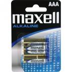 Alkalická baterie LR03 4BP ALK  4x AAA (R03)