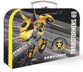 """Transformers  Papírový dětský kufřík """"35"""" (laminovaný)"""
