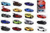 Autíčko kovové Premium Cars, 18 druhů