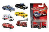 Auto hasiči,ambulance  kovové