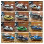 Autíčko Racing 7,5cm, 12 druhů
