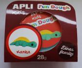 Fun Dough - samotvrdnoucí modelovací hmota Dino baby - Kanka, s doplňky, 28 g
