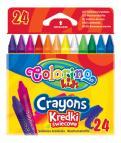 Colorino Voskovky 24 barev