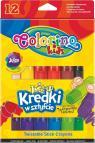 Colorino Voskovky silky Twist-up 12 barev
