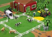SIKU World - Farma Startovací farmářský svět 48 dílů + dárek