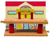 Příslušenství k dráze - víceúrovňové nádraží