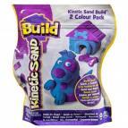 Kinetic Sand BUILD - 2 Barevné Balení