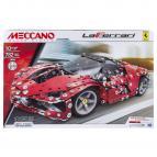 MECCANO - Stavebnice auto  La Ferrari